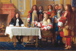 TABLE DU ROI
