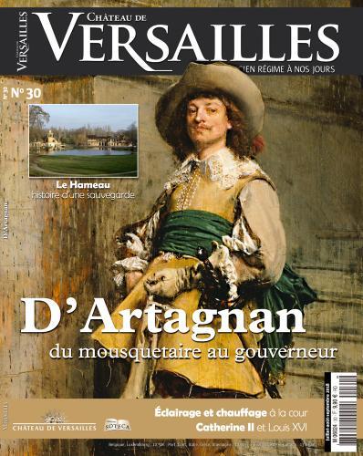 chateau de versailles magazine