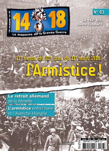 14 - 18 le magazine de la Grande Guerre