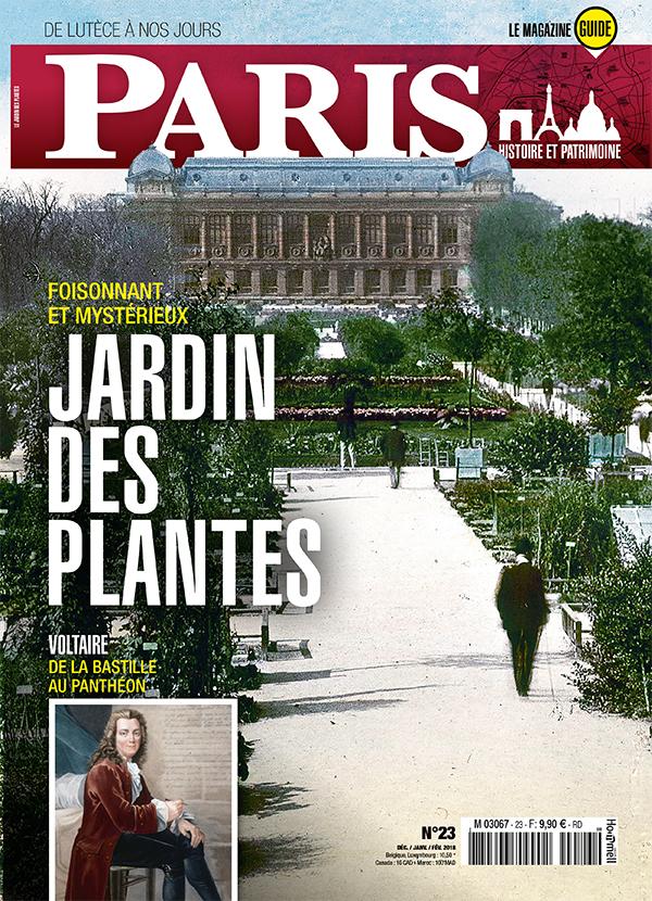 Dossier le Jardin des Plante